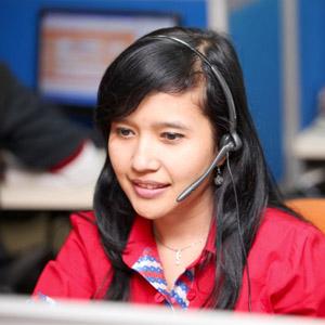 Customer Service kami siap membantu Anda