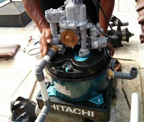 tentang service pompa air jakarta selatan