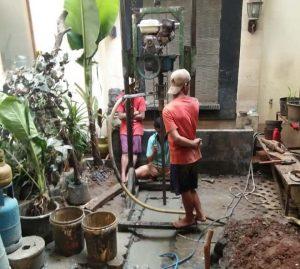 pembuatan 2 sumur bor jakarta selatan