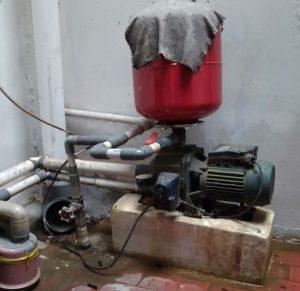 hasil service pompa air terbaik