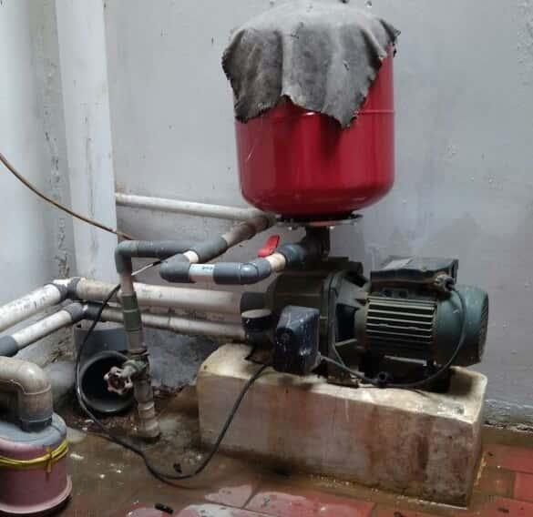 pompa air paling bagus dan awet