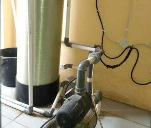 hasil service pompa air 2